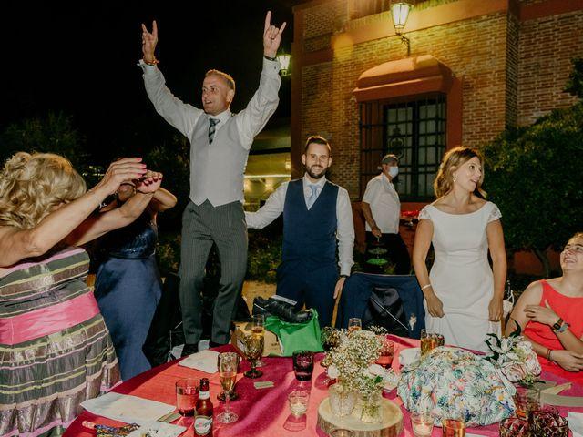 La boda de Eva y Daniel en Fresno De Torote, Madrid 116