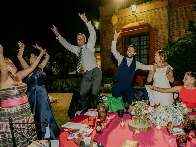 La boda de Eva y Daniel en Fresno De Torote, Madrid 117