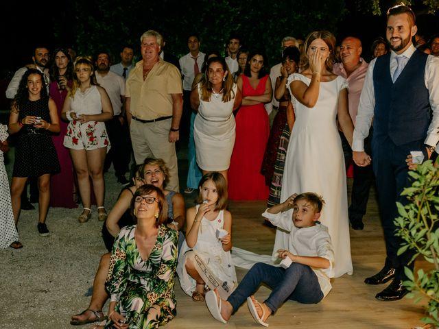La boda de Eva y Daniel en Fresno De Torote, Madrid 119
