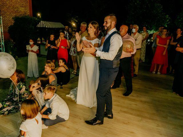 La boda de Eva y Daniel en Fresno De Torote, Madrid 121