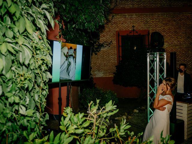 La boda de Eva y Daniel en Fresno De Torote, Madrid 122