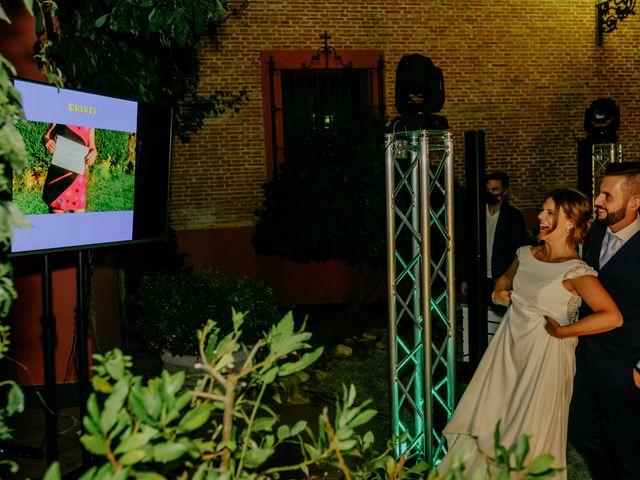 La boda de Eva y Daniel en Fresno De Torote, Madrid 123
