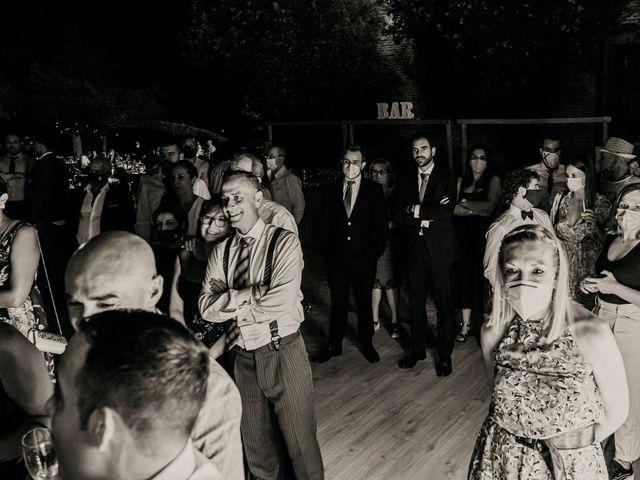 La boda de Eva y Daniel en Fresno De Torote, Madrid 124