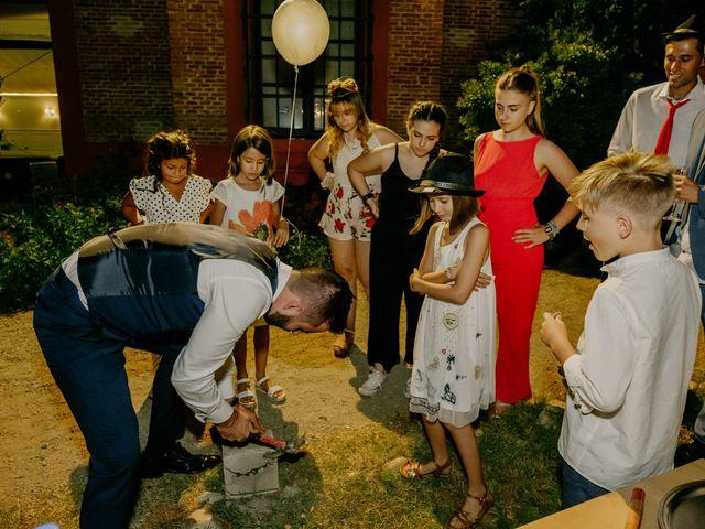 La boda de Eva y Daniel en Fresno De Torote, Madrid 125