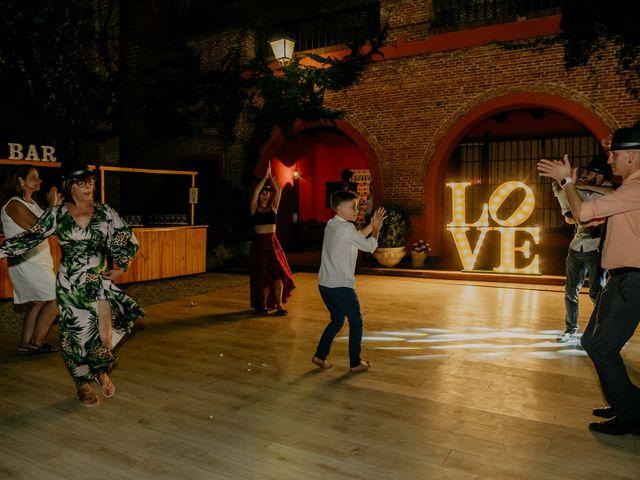 La boda de Eva y Daniel en Fresno De Torote, Madrid 127