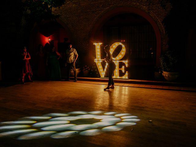 La boda de Eva y Daniel en Fresno De Torote, Madrid 130
