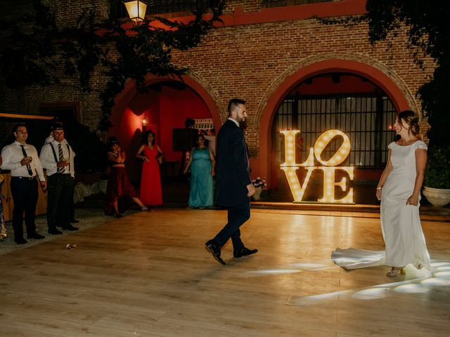 La boda de Eva y Daniel en Fresno De Torote, Madrid 132