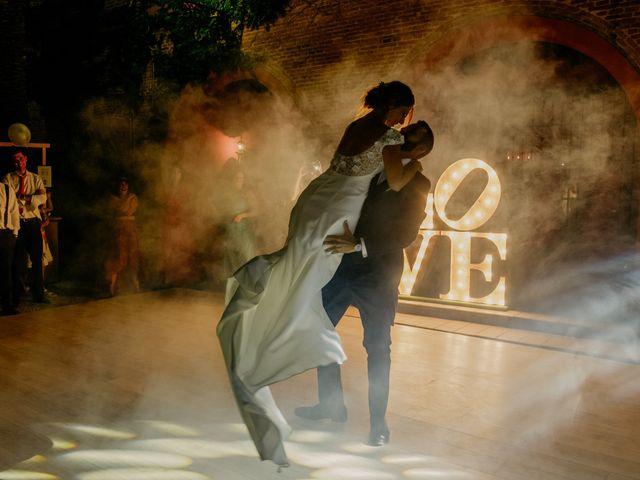 La boda de Eva y Daniel en Fresno De Torote, Madrid 133