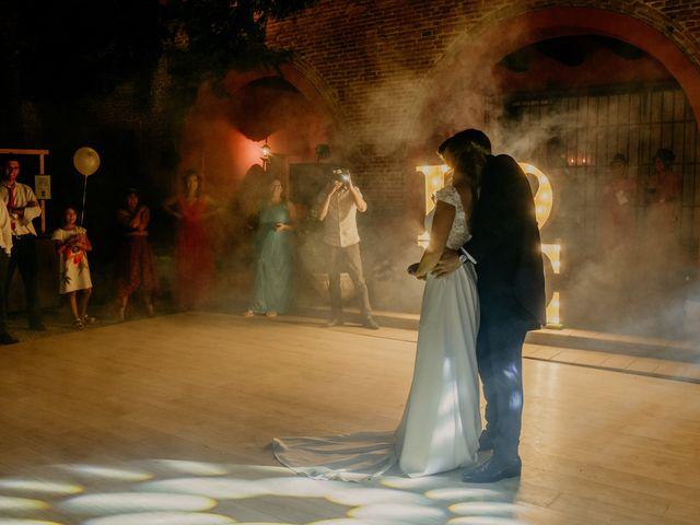 La boda de Eva y Daniel en Fresno De Torote, Madrid 134