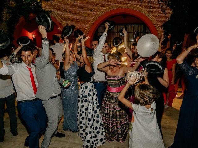 La boda de Eva y Daniel en Fresno De Torote, Madrid 135