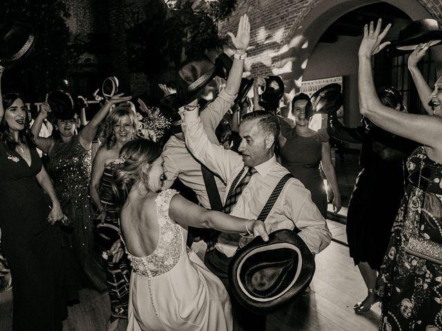La boda de Eva y Daniel en Fresno De Torote, Madrid 137
