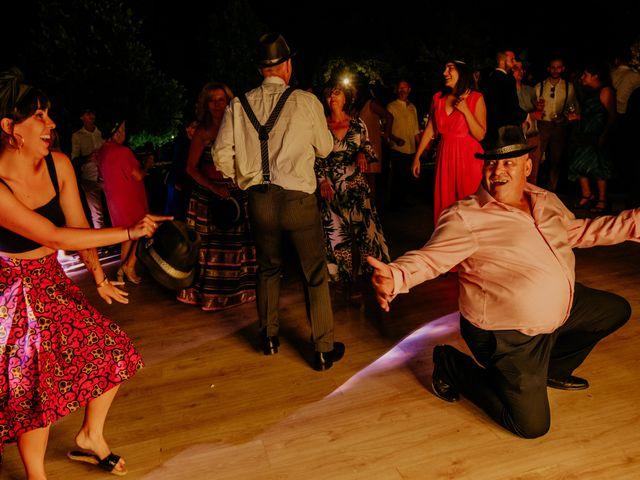 La boda de Eva y Daniel en Fresno De Torote, Madrid 138