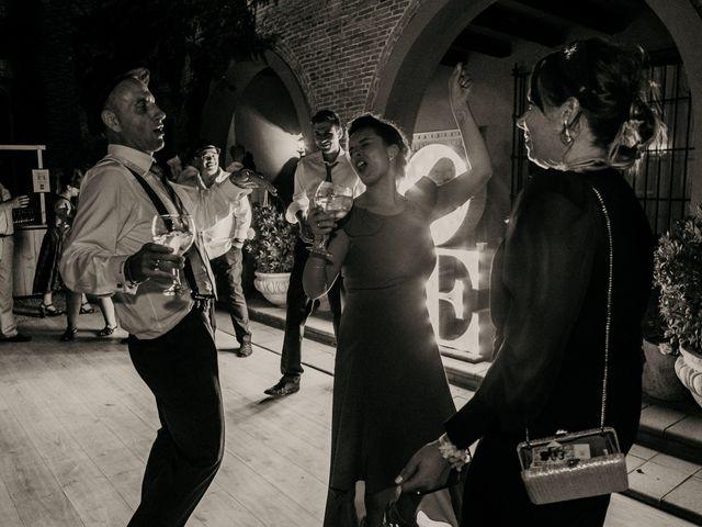 La boda de Eva y Daniel en Fresno De Torote, Madrid 140