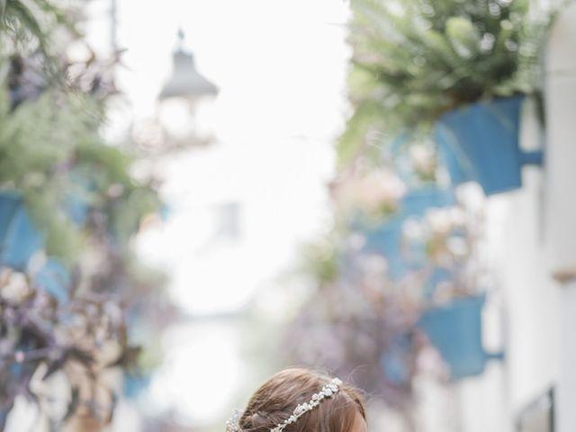 La boda de Flory y Lorenzo en Linares, Jaén 3