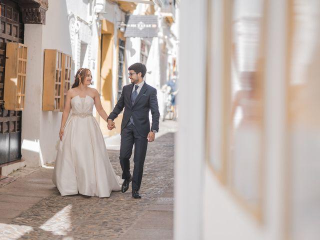La boda de Flory y Lorenzo en Linares, Jaén 1