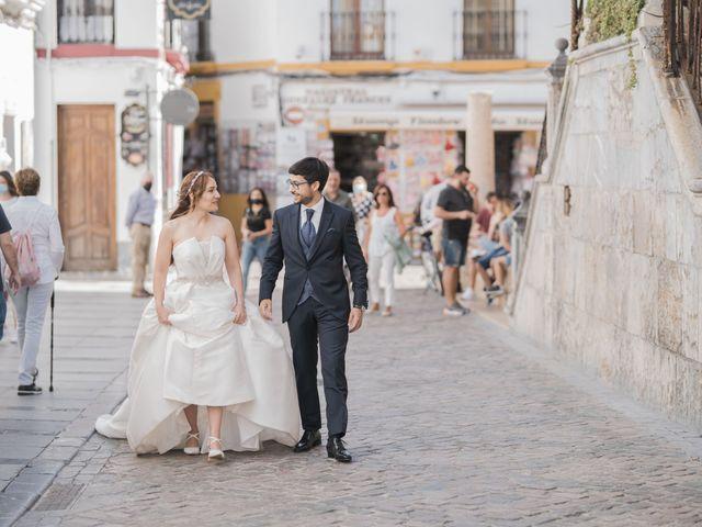 La boda de Flory y Lorenzo en Linares, Jaén 2