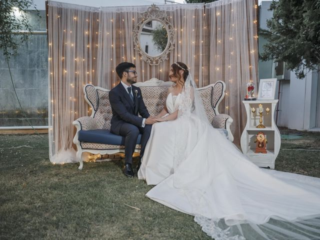 La boda de Flory y Lorenzo en Linares, Jaén 25