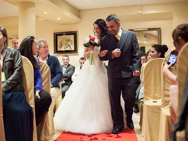 La boda de Sandra y Jorge en Manzanares El Real, Madrid 4