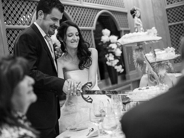La boda de Sandra y Jorge en Manzanares El Real, Madrid 3