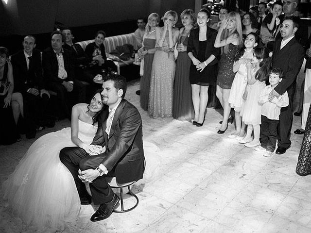 La boda de Sandra y Jorge en Manzanares El Real, Madrid 2