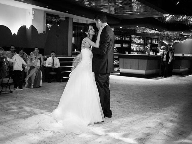 La boda de Sandra y Jorge en Manzanares El Real, Madrid 7