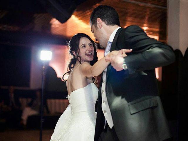 La boda de Sandra y Jorge en Manzanares El Real, Madrid 5