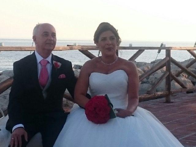 La boda de Trini y Salvador