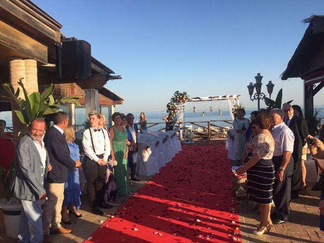 La boda de Salvador y Trini en Velez Malaga, Málaga 7
