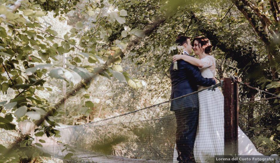 La boda de Fernando y Lucia en Grado, Asturias