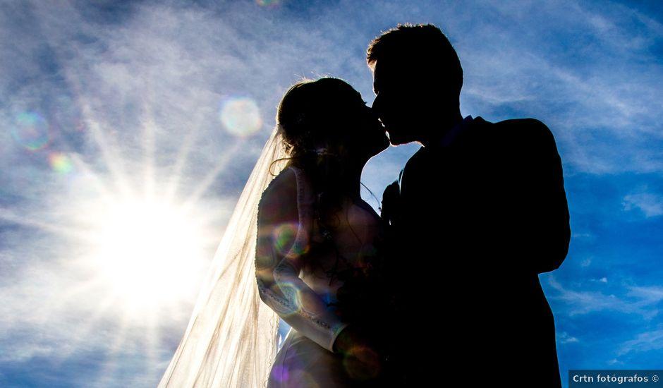 La boda de Jaime y Cristina en Ballesteros De Calatrava, Ciudad Real