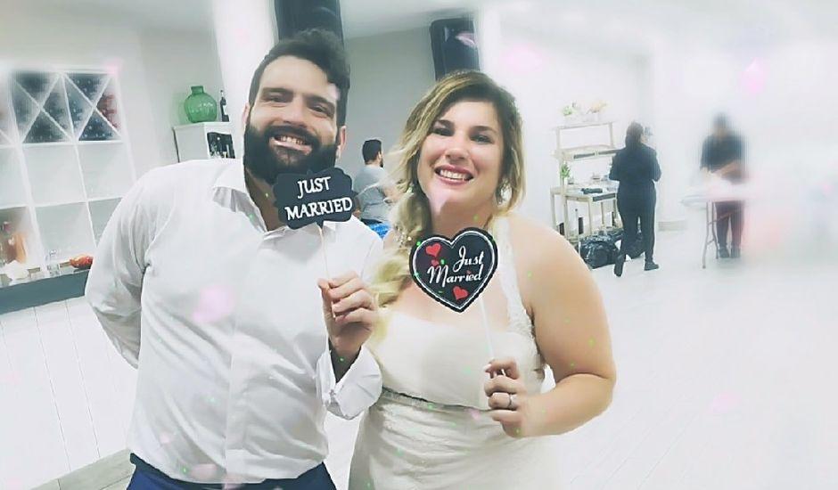 La boda de Sebastián Torres Pérez  y Tania mateos naranjo  en Sabiote, Jaén