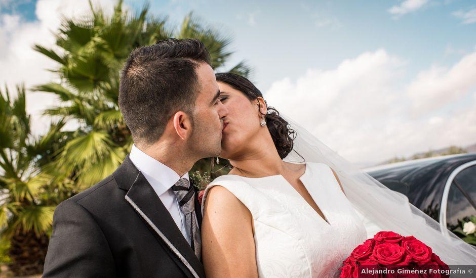 La boda de Rafa y Tamar en Jumilla, Murcia