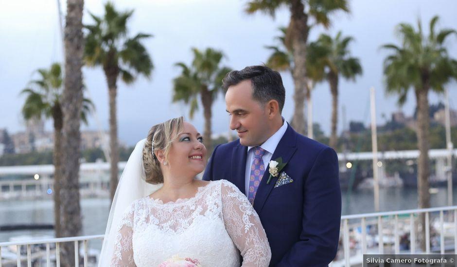 La boda de Mamen y Julio en Málaga, Málaga