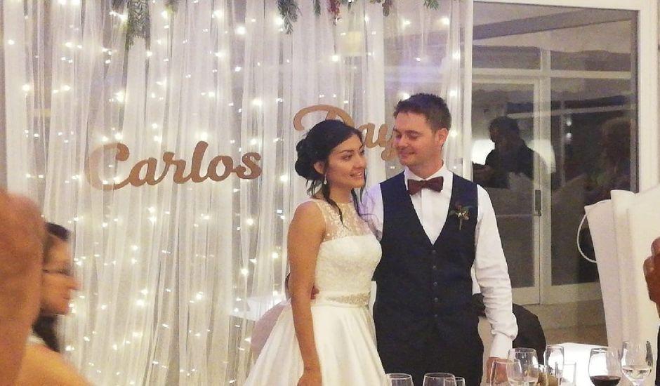 La boda de Carlos y Daysi en Valencia, Valencia