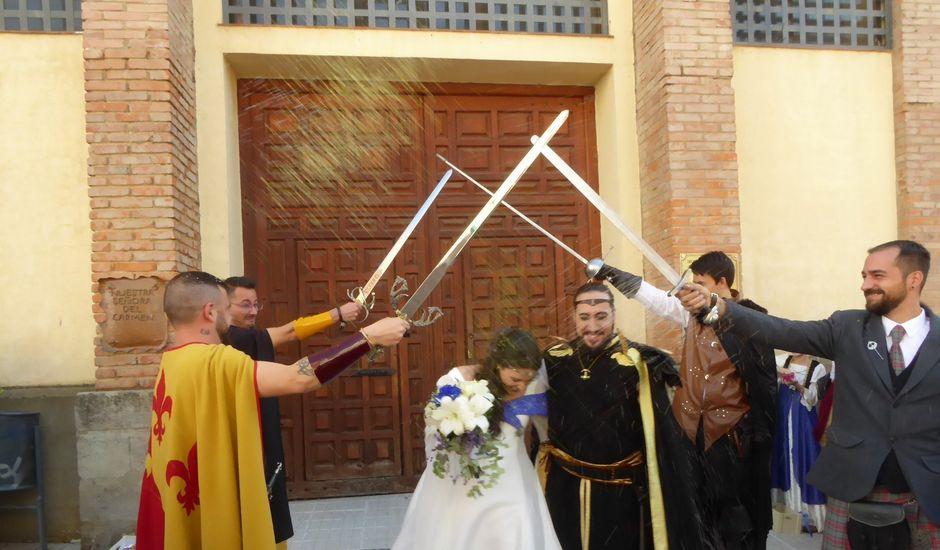 La boda de Saúl y Sandra  en Benavente, Zamora