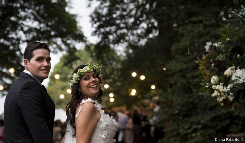 La boda de Jorge y Flavia en Cambre, A Coruña