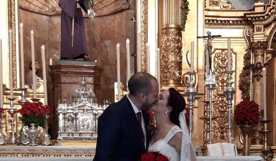 La boda de Fernando y Rocio  en Sevilla, Sevilla