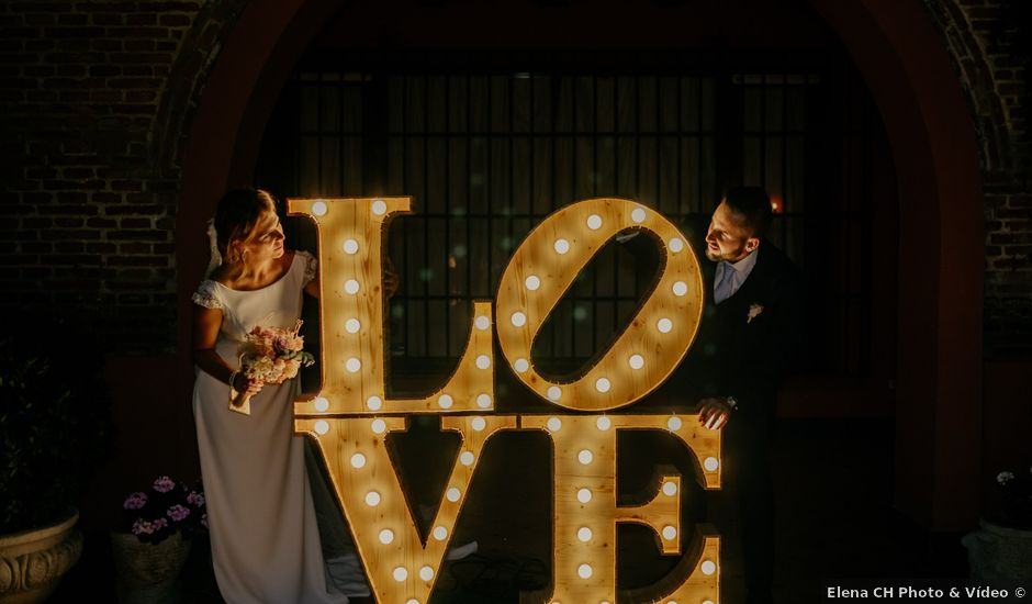 La boda de Eva y Daniel en Fresno De Torote, Madrid
