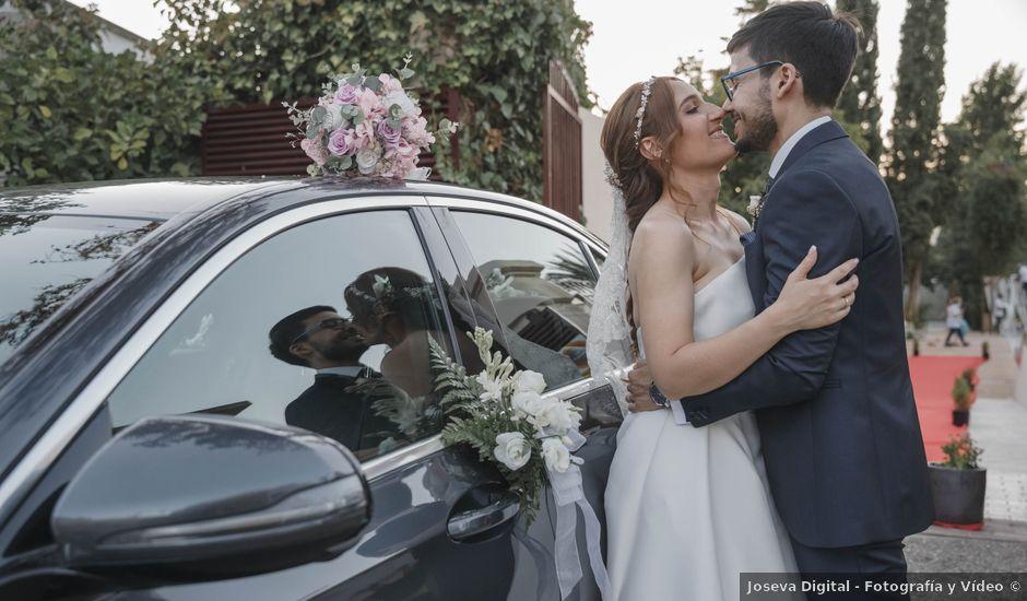 La boda de Flory y Lorenzo en Linares, Jaén