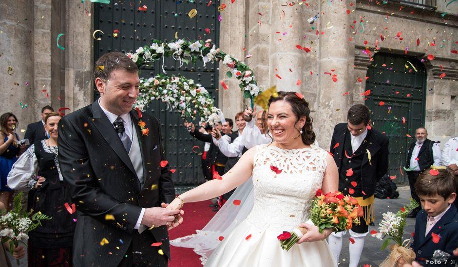 La boda de Felix y Gema en Valladolid, Valladolid