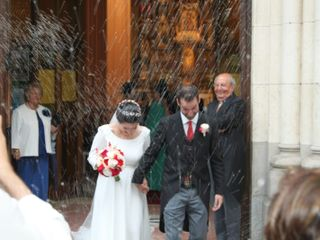 La boda de Rebeca y Antonio 1