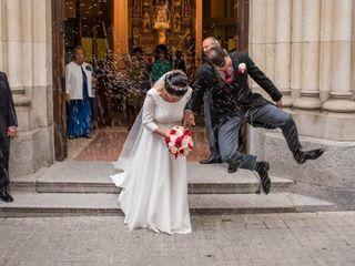 La boda de Rebeca y Antonio