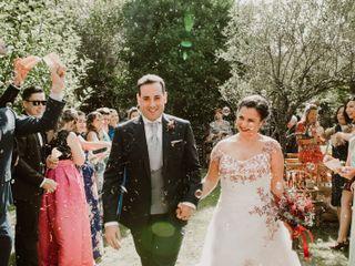 La boda de Natalia y Imanol