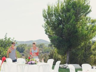 La boda de Alexander y Dennis 2