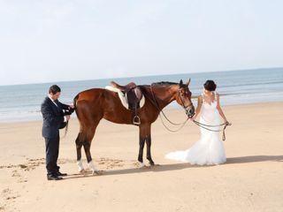 La boda de Rocio y Gabriel