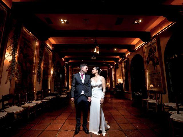 La boda de Yasmina y Sergio