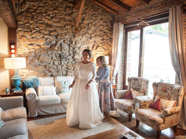 La boda de Javier y Carmen en Comillas, Cantabria 3