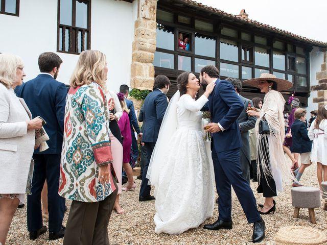 La boda de Javier y Carmen en Comillas, Cantabria 18