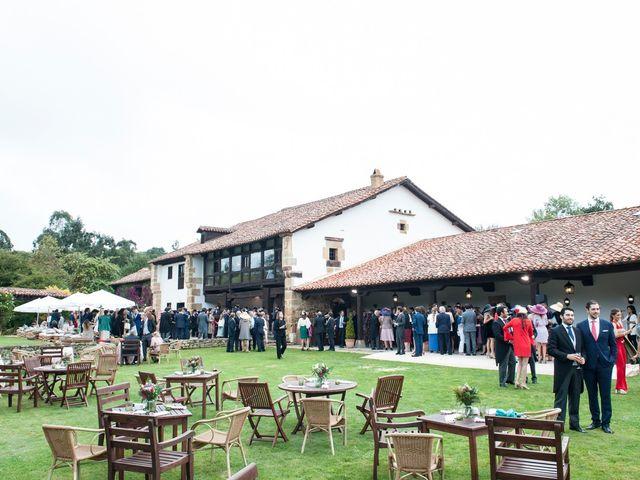 La boda de Javier y Carmen en Comillas, Cantabria 19