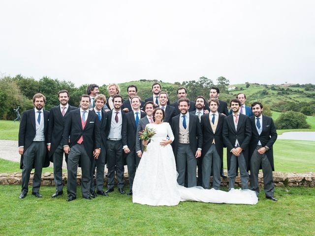 La boda de Javier y Carmen en Comillas, Cantabria 21
